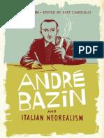 173147980 Andr Bazin and Italian Neorealism