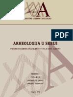 Arheologija u Srbiji 2011-Libre