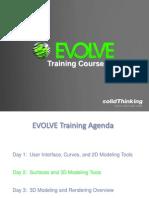 Day2_Evolve 2014 Basic Training