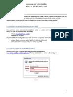 Manual Portal Webservicetiss
