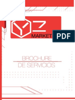 Catalogo de Servicios YzMarketing Digital