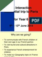 france 2014 for parents