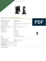 Apc Smart-ups Rt 6000va 230v