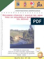 Hidrlogia Del Secano