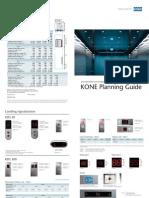KONE Planning Guide