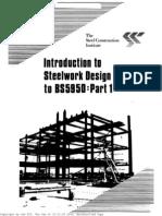 Steel Design BS5950-1