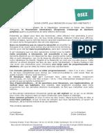 Communique de Presse 0506