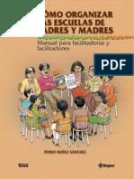 Como Organizar Escuelas de Padres