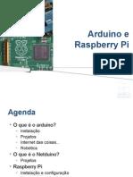 Arduino e Raspberry Pi.odp