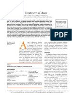 Diagnosis and Treatment of Acne-AAFP