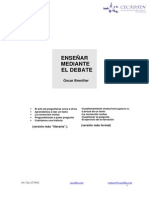 34 BRENIFIER, O. Ensenar Mediante El Debate