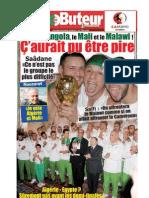 LE BUTEUR PDF du 21/11/2009