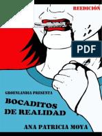 Bocaditos de Realidad, de Ana Patricia Moya