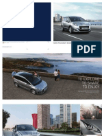 Peugeot 5008 Range Brochure