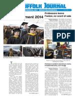 The Suffolk Journal Orientation 2014