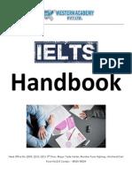 IELTS Handbook by Western Academy Pune