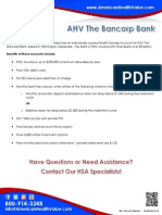 AHV The Bancorp Bank