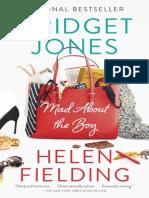 Bridget Jones Joins Twitter