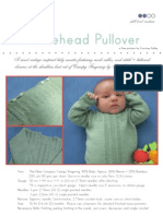Fiddlehead Pullover
