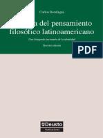 Historia Del Pensamiento Filosófico Latinoamericano