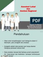 Anestesi Regional n Spinal