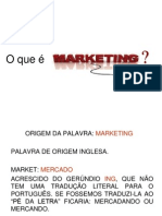 O que é Marketing - 3º ADM.ppt