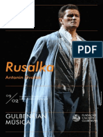 Rusalka - Gulbenkian Música