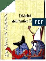 DivinitaDellAntico Egitto