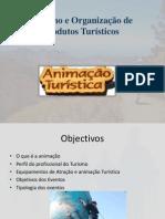 Desenho e Organização de Produtos Turísticos