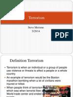terrorism 31