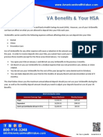 VA Benefits & Your HSA