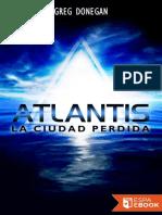Atlantis, La Ciudad Perdida - Greg Donegan