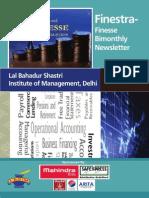 Finestra - Finesse Newsletter