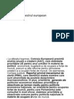 Semestrul European