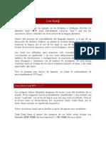Introducción a Los Kanji - Presentación de Los 10 Primeros Kanji