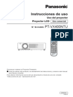 Vx400ntu Spanish