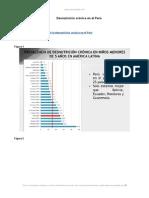 Desnutricion Cronica Peru