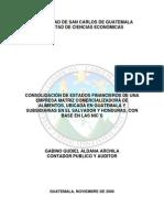 Matrices y Subsidiarias PDF