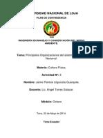 Principales Organizaciones Del Sistema Deportivo Nacional