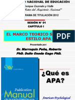 EL ESTILO APA-1