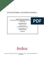 Fedea Infor,e Fraude 2014