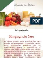 Classificação Das Dietas