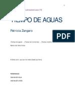 Tiempo de Aguas - Pariciia Zangaro