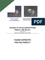 UFO Technology - Ion Propulsion