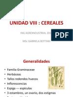 Unidad Vii Cereales