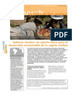 Saberes Locales Mathez Etal 2012 NCCR Policy Brief (1)