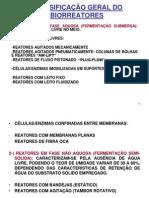 3- Classificação Geral Do Biorreatores
