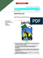 Cash Flow.com - Cash Economics in the New Economy