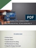 Encoder y Arduino