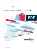 Towards New Learning Networks Report